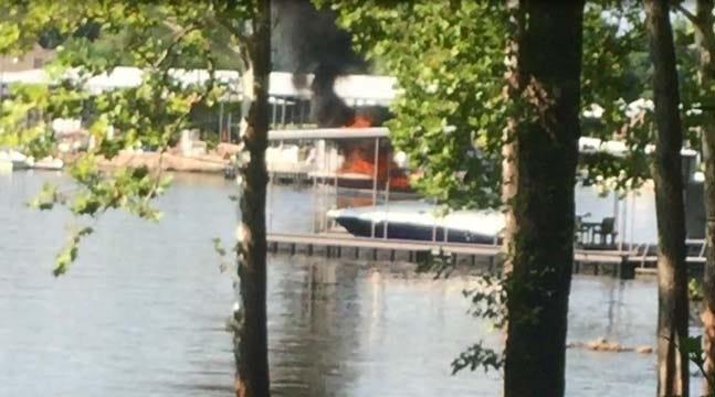 Investigation Continues Into Grand Lake Fatal Boat Crashes, Fire
