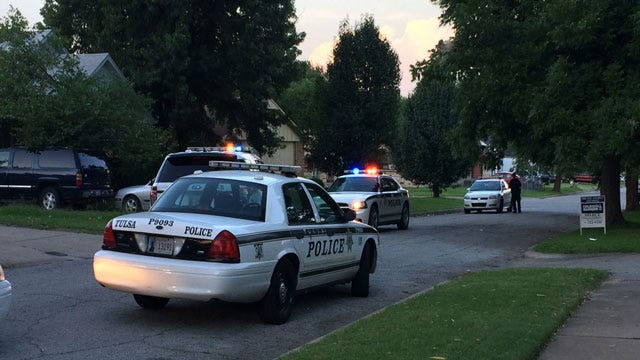 Man In Critical Condition After Being Shot In Tulsa