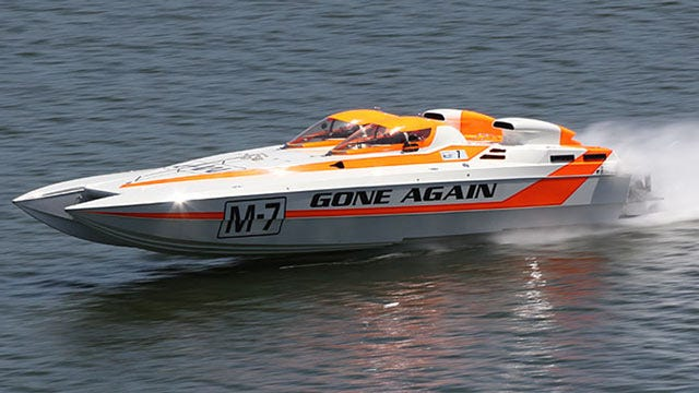 High Performance Boat Races This Weekend On Grand Lake