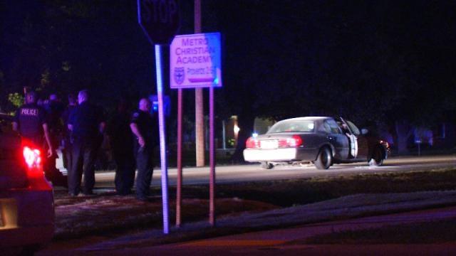 Police Use Pepper Balls, Taser To Arrest Tulsa Man After Chase