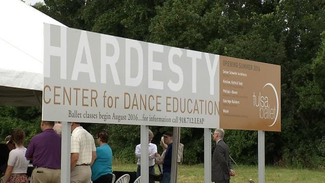 Tulsa Ballet Breaks Ground On Broken Arrow Dance Facility