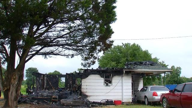 Investigation Continues Into Fatal Okmulgee County House Fire