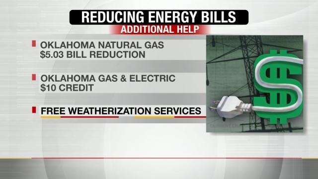 Needy Oklahomans Receive Help Paying Energy Bills