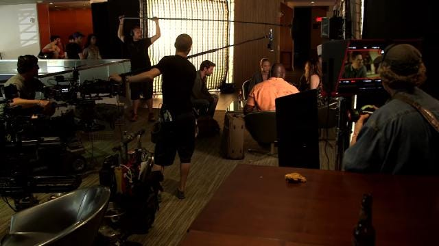 News On 6 Goes Behind The Scenes Of CBS's New Show 'Zoo'