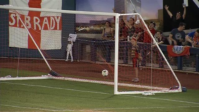 Tulsa Native Cristian Mata Plays Key Offensive Role For Roughnecks