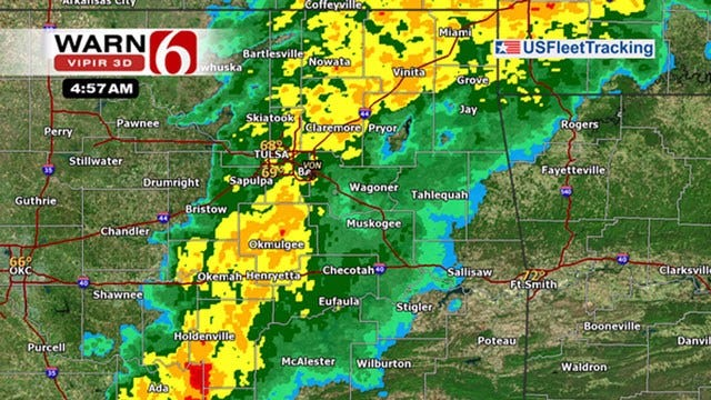 Alan Crone's Weather Blog: Cool With Rain Ending By Mid Morning