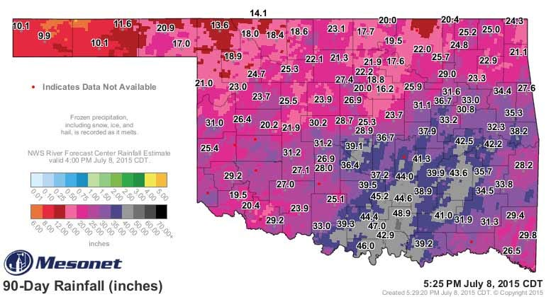 Dick Faurot's Weather Blog: Records Set Today, Heat Returns For The Weekend