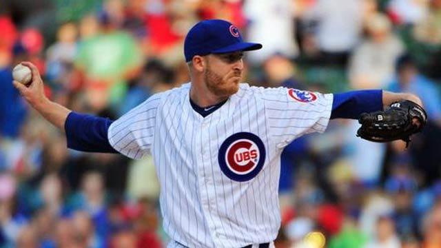 Former ORU, Jenks Pitcher Dallas Beeler Impresses In Cubs Start