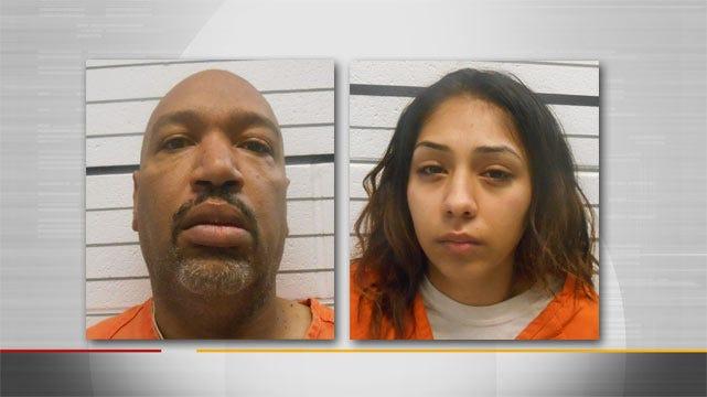 Manager, Stepdaughter Arrested In Bristow Walmart Heist