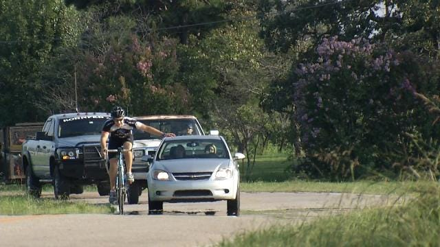 OHP Issuing Tickets; Feud Between Cyclists, Drivers Continues