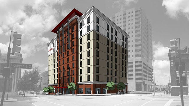 Construction Set To Begin On Downtown Tulsa High-Rise Hotel