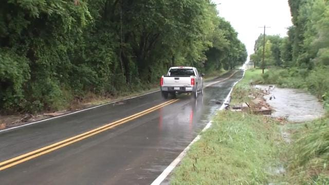 Locust Grove Residents Say Creek Spillover Is Becoming Too Common