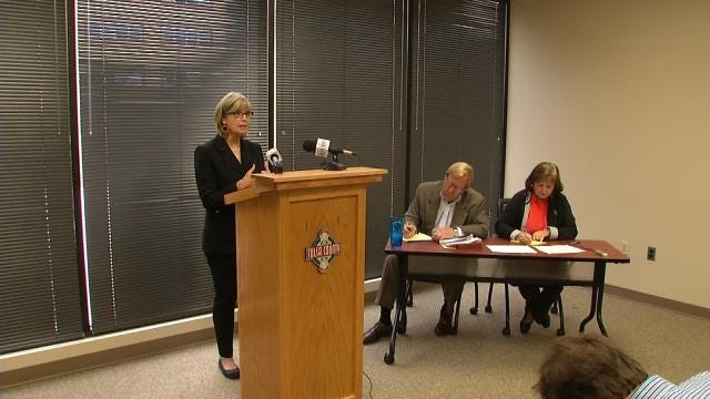 Tulsa County Commissioners Reconsider Allowing Sheriff To Use Public Funds For Legal Fees