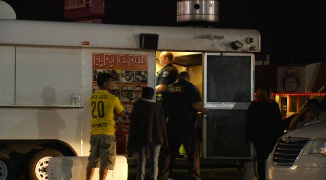 Armed Men Rob East Tulsa Taco Stand