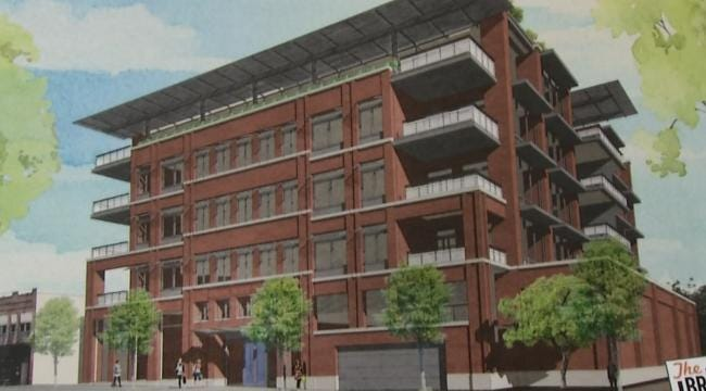 Downtown Loft Development Considered 'Phase 3' For Brady