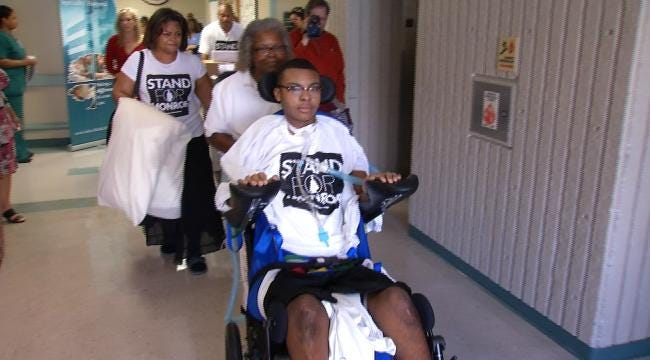 Man Paralyzed After Tulsa Shooting Released From Hospital, Family Says It's Not Fair