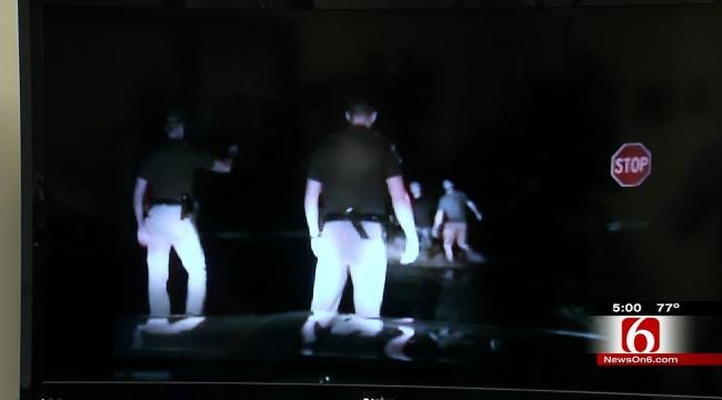 OHP Releases Clip Of Fatal Okmulgee County Shooting