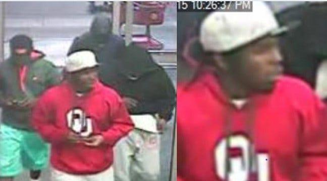 Police Look For Tulsa Hills Store Burglars