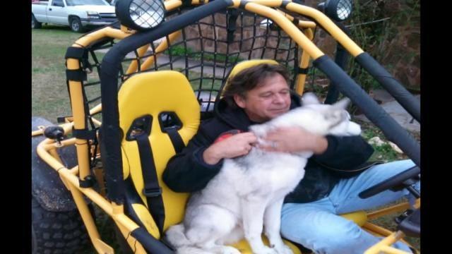 Mayes County Veteran Heartbroken After EMS Dog Shot, Killed