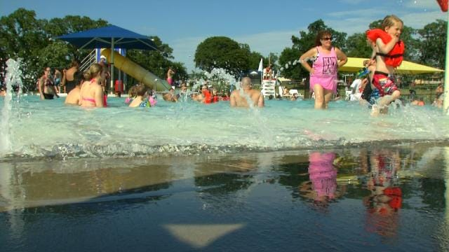 Sapulpa Family Holds Water Safety Event In Memory Of Toddler