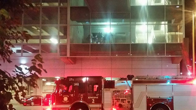 Three People Rescued From Downtown Tulsa Elevator