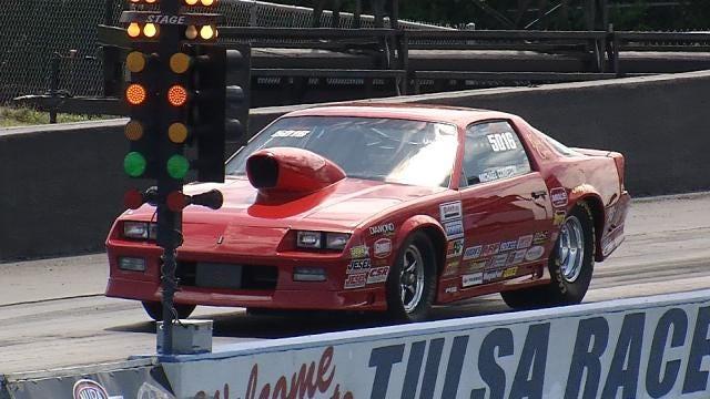 2015 Lucas Oil Drag Racing Series Gets Underway In Tulsa