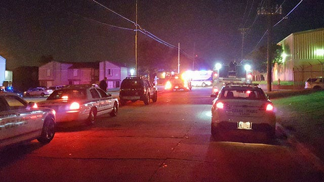 Argument Ends With Shooting At Tulsa Apartment Complex