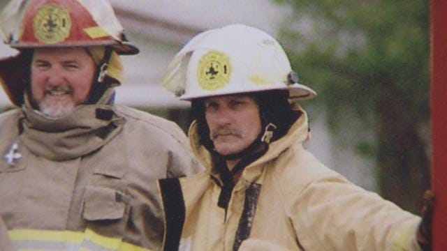 ODOT Worker Killed In Accident Mourned By Volunteer Firefighter Buddies