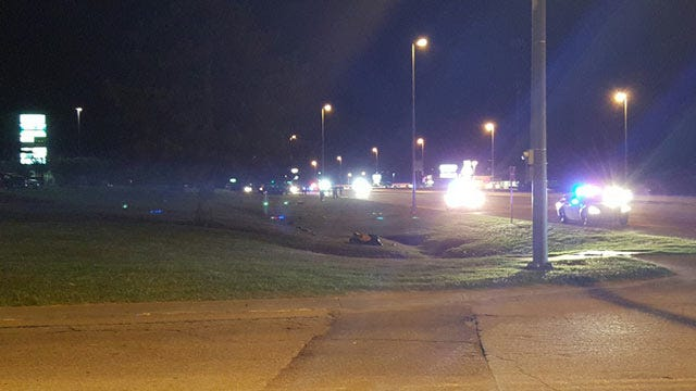 Prison Escapee Crashes In High-Speed Chase Near Sand Springs