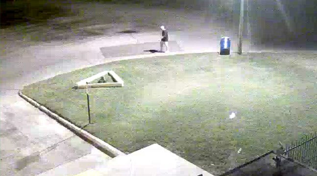 Sapulpa Police Searching For Trailer Thief