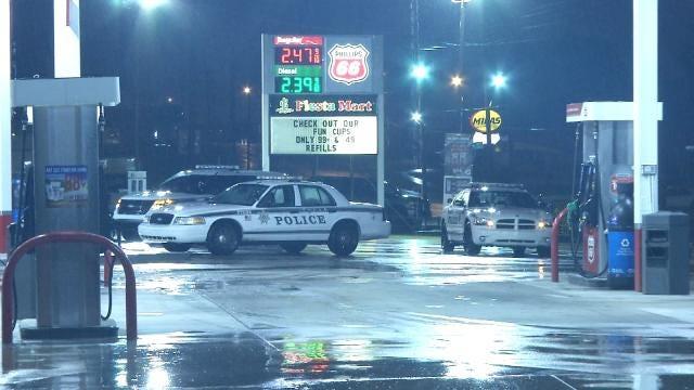 Armed Man Targets Midtown Tulsa Fiesta Mart