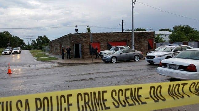 At Least Four People Shot At Tulsa Nightclub