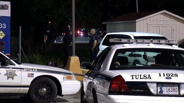 Body Discovered Near Admiral And Sheridan In Tulsa