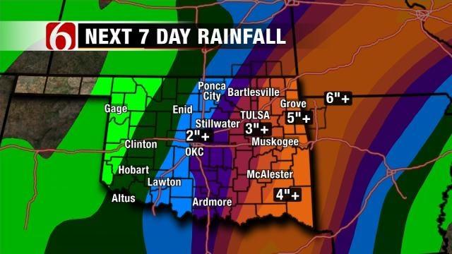 Alan Crone's Weather Blog: More Rain This Week