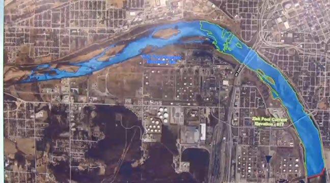 Arkansas River Dam Town Hall Meetings Set For June, July