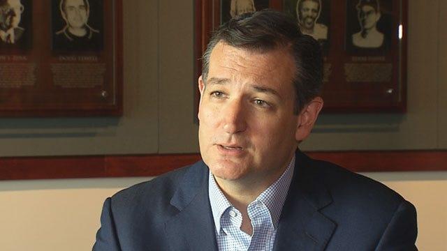 One-On-One With GOP Presidential Hopeful Ted Cruz