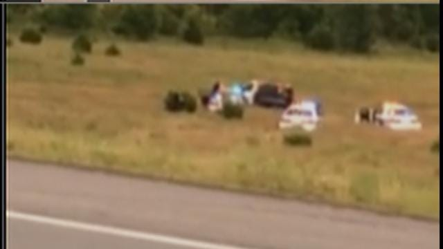Police Chase From Tulsa To Nowata Ends With Arrest