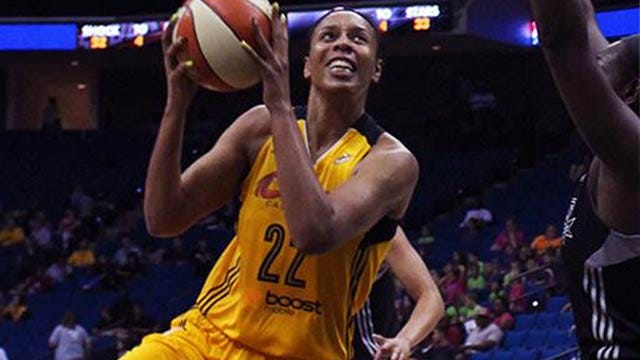 Shock Continue Winning Streak With Victory Over San Antonio