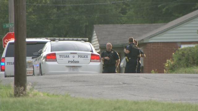 Teens Fire Two-Dozen Shots In Tulsa Neighborhood