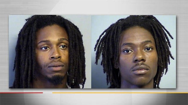 Tulsa Police Arrest Two Men, Search For Third In Latest Homicide