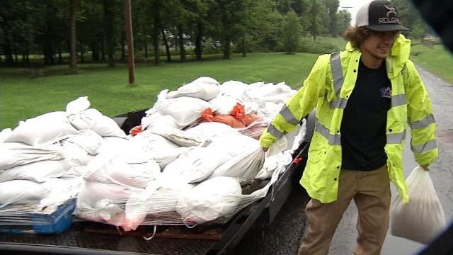 Wagoner County Residents Prepare For More Flooding