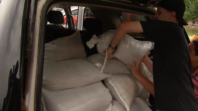 Green Country Counties Help Residents Prepare For Potential Flooding