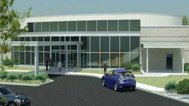 New Jenks Medical Center Set To Open In July