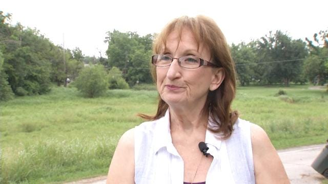 Sapulpa Residents Recovering From May Floods Ready For More Rain