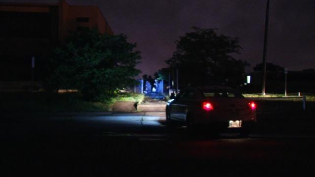 Tulsa Police K-9 Officer Helps Capture Two School Intruders