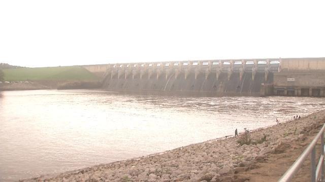 Army Corps Keeping Close Eye On Oklahoma Lake Levels