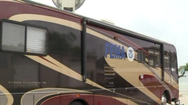 FEMA Helping LeFlore County Storm Victims