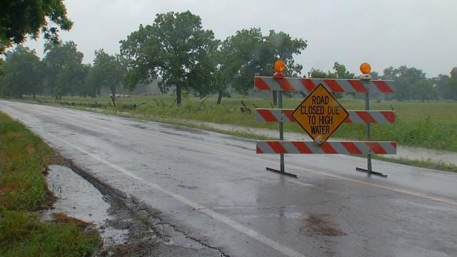 High Water Is Nothing New For Bixby Residents