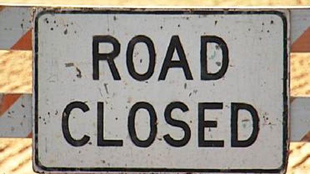 ODOT Monitoring Flooding, Highway Closures
