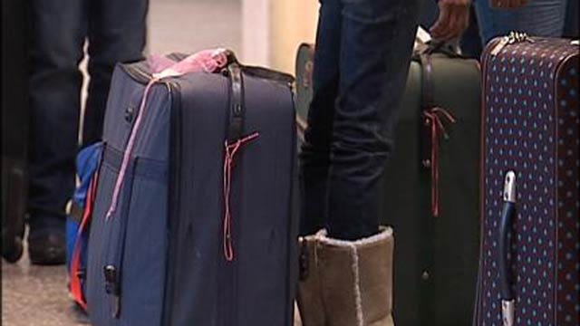 Tulsa International Airport Reports Flight Delays
